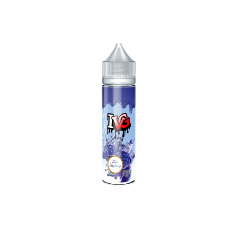 Shake and Vape I VG - Blue Raspberry 50ml 70VG / 30PG