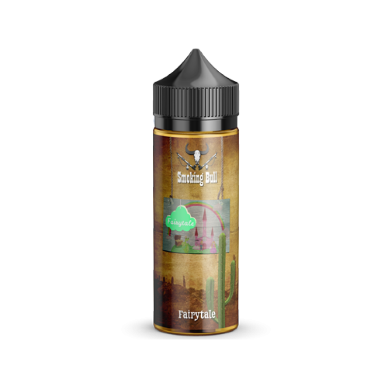 Shake and Vape Smoking Bull - Fairytale 100ml 70VG...