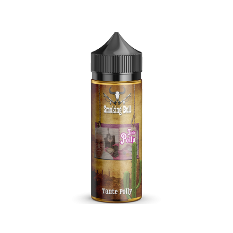 Shake and Vape Smoking Bull - Tante Polly 100ml 70...