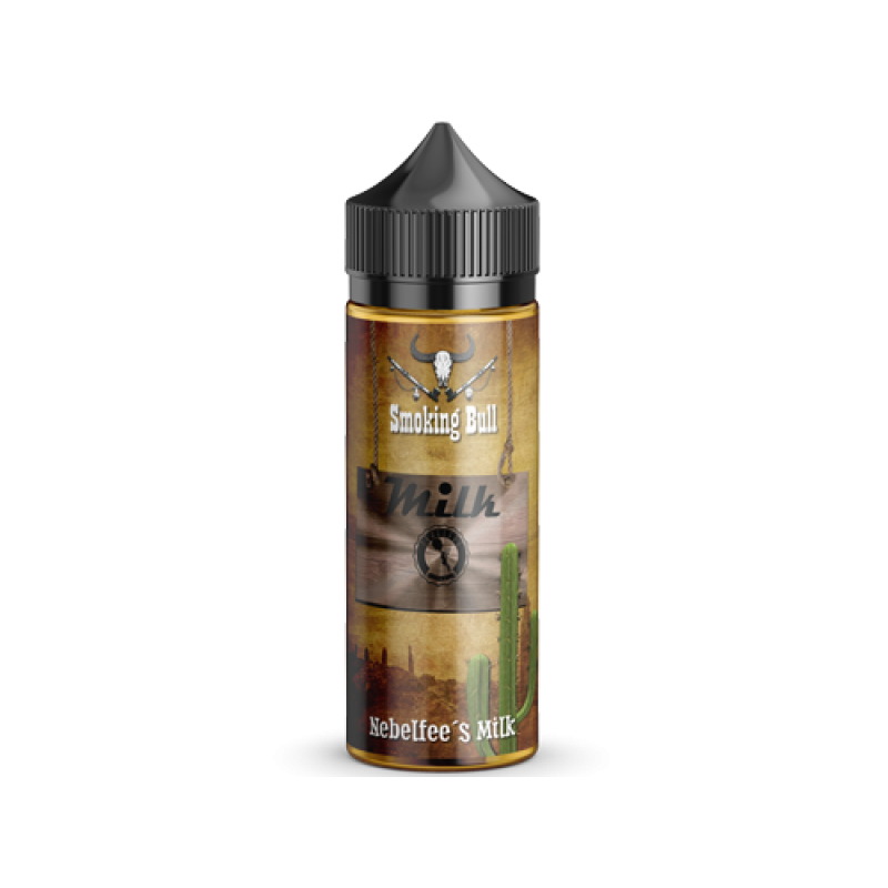 Shake and Vape Smoking Bull - Nebelfee´s Milk 100...