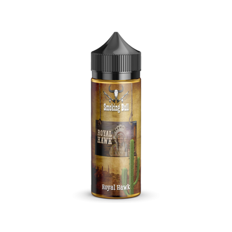 Shake and Vape Smoking Bull - Royal Hawk 100ml 70V...