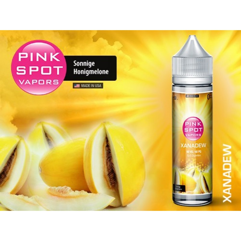 Shake and Vape Pink Spot - Xanadew 50ml 60VG / 40P...