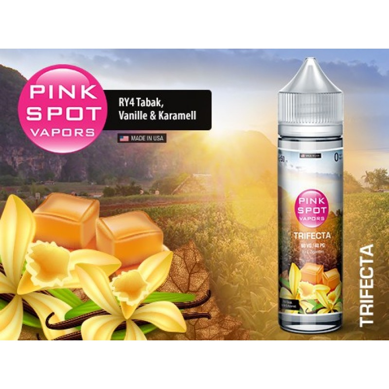 Shake and Vape Pink Spot - Trifecta 50ml 60VG / 40...