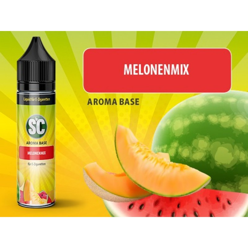 Shake and Vape SC - Melonenmix 50ml 80VG / 20PG
